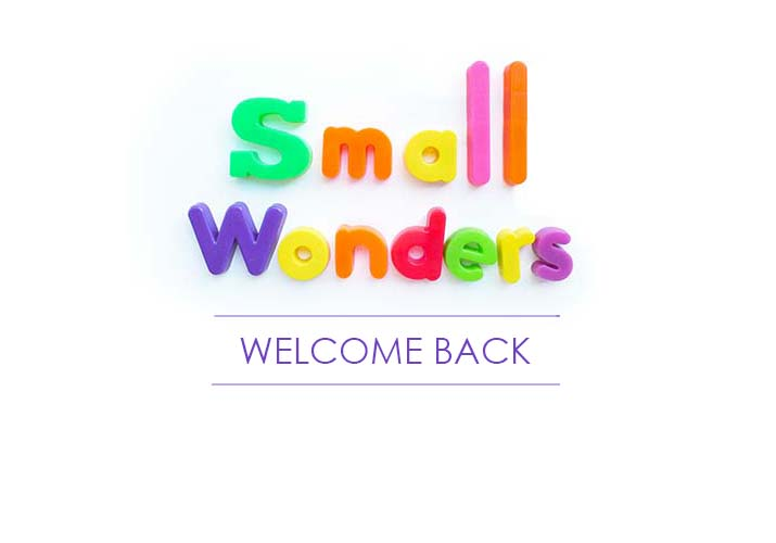 Happy New Year... Welcome back - Small Wonders Stay and Play