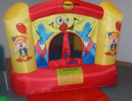 New Bouncy Castle 19th Oct 2012