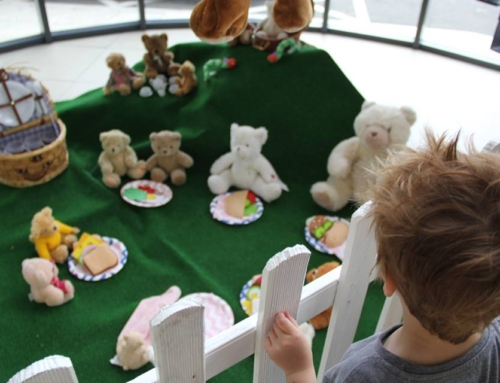 Our end of term Teddy Bears Picnic -July 2016