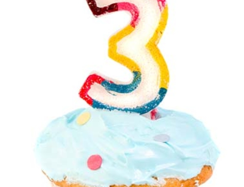 We celebrate our 3rd birthday with Peppa Pig – October 2015